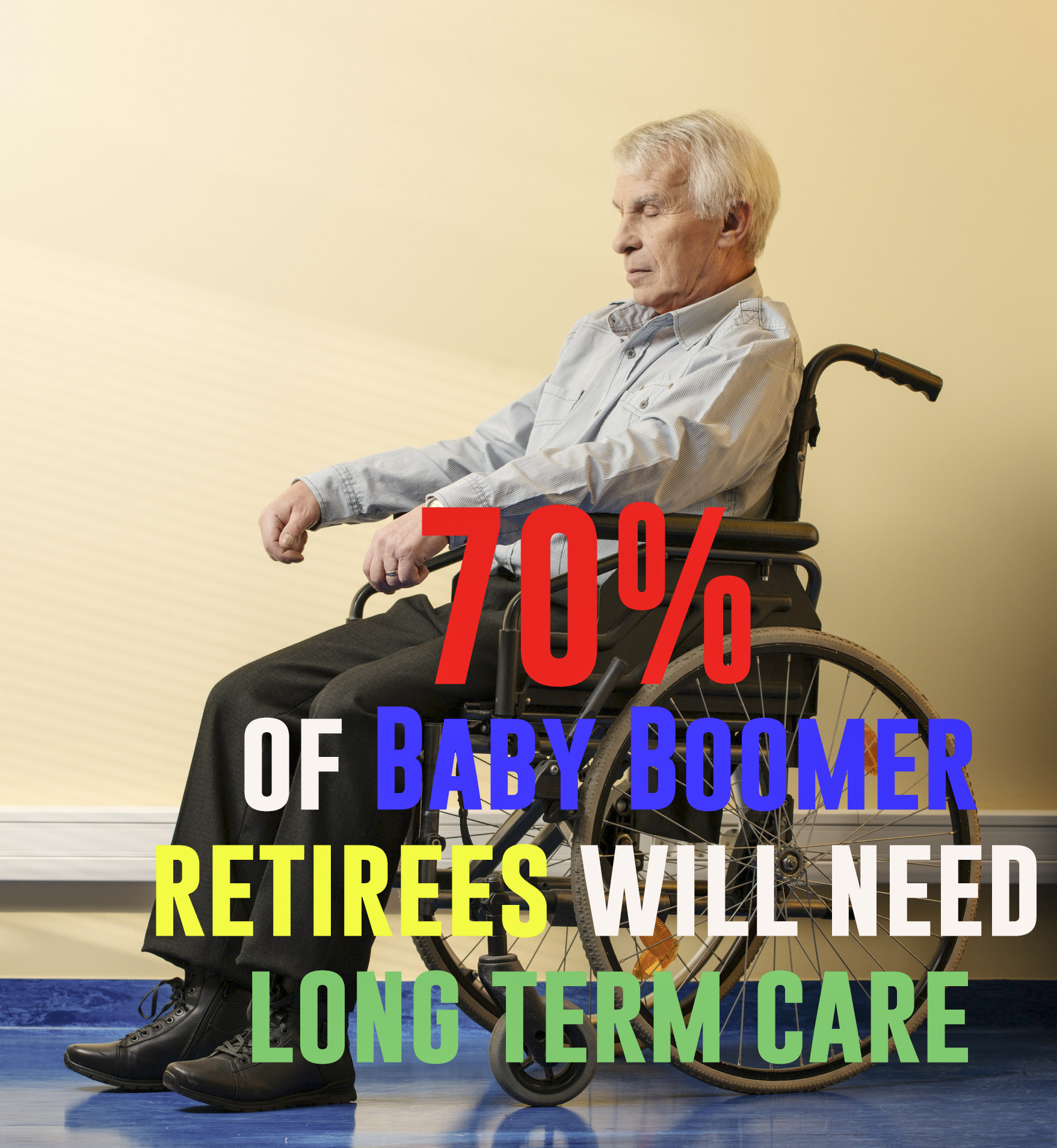 Long Term Care Insurance Quotes 70% Chance That Baby Boomers Will Need Ltc  Sideside Quotes
